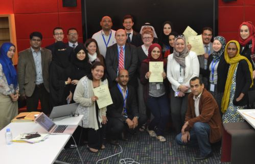 Doha - QBRI Training Group