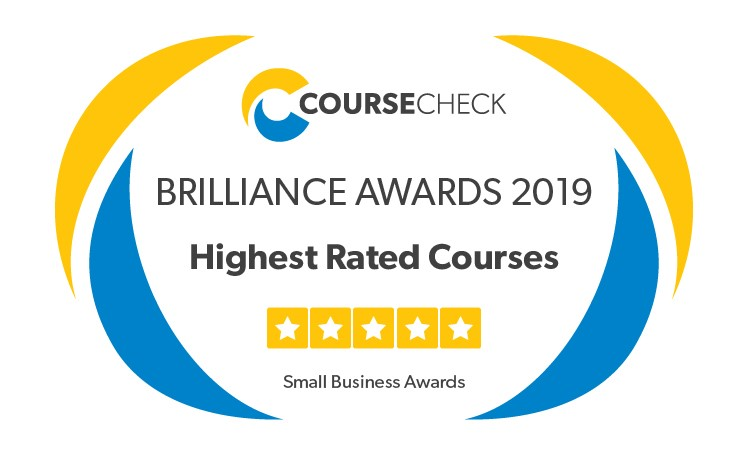 Coursecheck Brilliance Award 2019